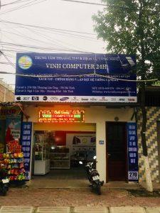 Vinh Computer 24h – ທີ່ຢູ່ຄອມພິວເຕີ້ທີ່ເຊື່ອຖືໄດ້ຢູ່ເມືອງ Ha Tinh
